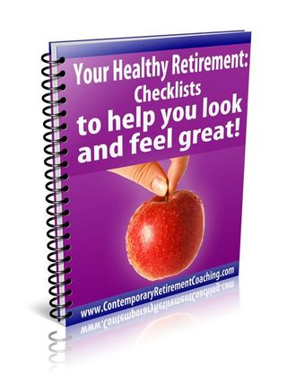 Healthy retirement checklists